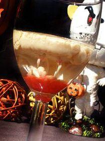 Brain Hemmorage - Peach Schnapps and Irish Cream - Enough Said -   #halloween #cocktail #recipes - Click Pic for Recipe