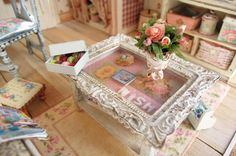 Fill your dolls' house for free! - Dolls House Magazine - Crafts Institute