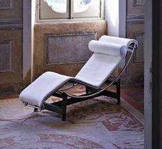 LC4 Chaise Longue - Cassina : Divani & Poltrone di MOHD - Mollura Home and Design