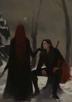Artwork by Jodie Muir/ The vampire love of a vampire Fantasy Inspiration, Character Inspiration, Character Art, La Danse Macabre, Fantasy Couples, Vampire Art, Hades And Persephone, Fantasy Kunst, Couple Art