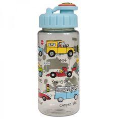 We love this new Tyrrell Katz Cars Drinking Bottle - great for older boys