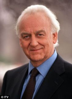Only John Thaw will ever play Morse, says author British Actors, American Actors, American Horror, Endeavour Morse, Endeavour Tv Series, The Sweeney, Tv Detectives, Actor John, Bbc Tv