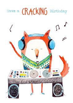 DJ fox birthday
