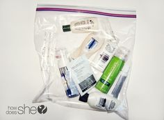 toiletry packing tips