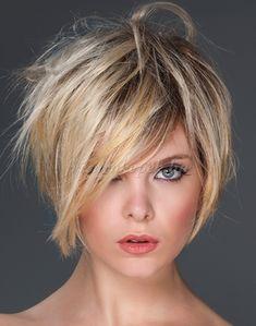 rövid+frizurák+-+kócos+rövid+frizura
