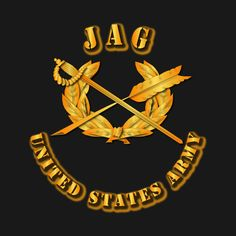Check out this awesome 'Army+-+JAG' design on @TeePublic!