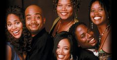 Living Single. Loved this show in the 90s. 20Somethings doing it big.