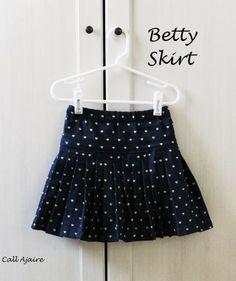 Shaffer Sisters' Betty Skirt