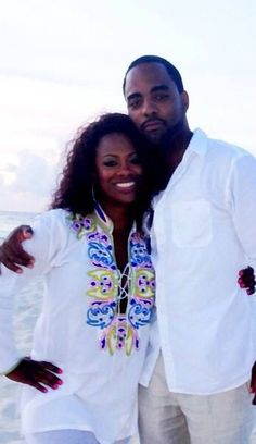 So happy for these two. Newlyweds Kandi &´ Todd