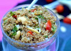 Tabule de quinoa, de Evelyn Ramelet
