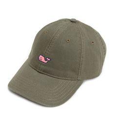 Shop Womens Classic Baseball Hat at vineyard vines