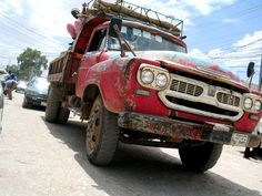 Construction truck in Hargeisa, Somaliland---- by guuleed, via Flickr