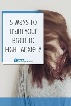 Your brain is the control room of the body, this means your brain controls everything, including the body, its functions, how you feel and think. By training your brain, you can learn techniques and principles that will enable you to overcome the underl