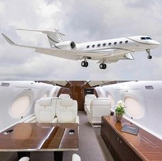 Luxury Jets, Luxury Private Jets, Private Plane, Gulfstream G650, Civil Aviation, Air Travel, Interior And Exterior, Dream Cars, Fighter Jets
