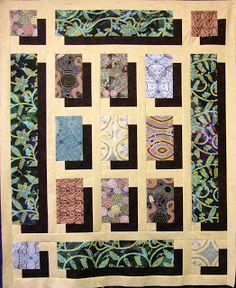 The Free Motion Quilting Project: Refusal to Be Crazy