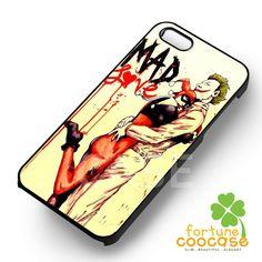 mad love harley quinn joker-1na for iPhone 6S case, iPhone 5s case, iPhone 6 case, iPhone 4S, Samsung S6 Edge