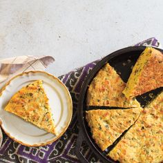 With bacon, collard greens, and fresh cheddar cheese, this Smoky Southern Cornbread is the stuff of our Southern dreams.