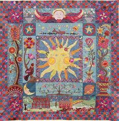 Celestial Dream from Glorious Color - quilt fabric and kits from ...