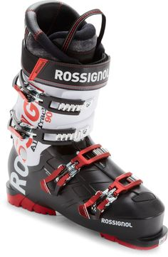 Built with a ski/hike lever to make the occasional sidecountry hike easy—Men's Rossignol Alltrack 90 Ski Boots - 2013/2014