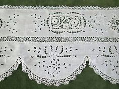 Gorgeous-Handmade-Antique-Scalloped-BRODERIE-ANGLAISE-Lace-Trim-60x8  Vintageblessings
