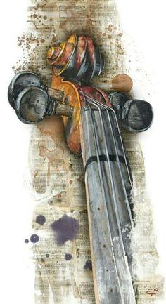 Violin 01 - Elena Yakbovich