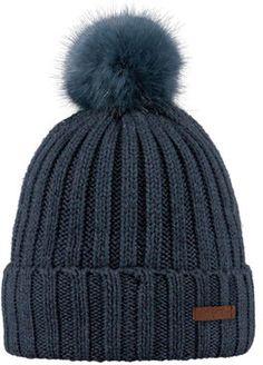 a58b1bc26d204 Barts Linda (One Size). Ski HatsFaux Fur Pom PomAngoraDeep BlueWinter  HatsBeanieSkiingHeadband ...