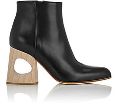 Marni Cutout-Heel Ankle Boots - Boots - 504570410