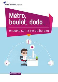 A quoi ressemble la journée type du Français au bureau ? #RH #Management