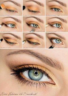 make your eyes beautiful | Fashion Beauty MIX