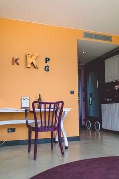 in Vienna — Martina Margarete Berger Design Hotel, Vienna, Hotels, Bed, Furniture, Beautiful, Home Decor, Stream Bed, Interior Design