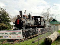 Train - Ponchatoula - Louisiana