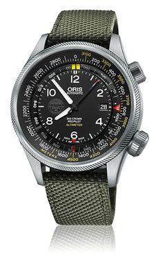 af74d80c8ff4 01 733 7705 4184-Set 5 23 14FC - Oris GIGN Edition Limitée - Oris Big Crown  ProPilot - Aviation - Collection - Oris - Montres suisses 100% mécaniques.