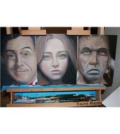 50% Off Oil Portraits For facebook peeps that like clifton Designs!