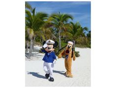 Information and photos of Castaway Cay, which is Disney Cruise Line's private island in the Bahamas