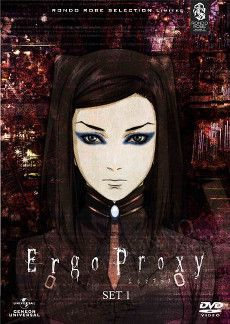 Ergo Proxy is a science fiction suspense anime television series, produced by Manglobe, directed by Shukō Murase and written by Dai Satō. The anime originally aired from February 25 to August 12, 2006 on the WOWOW satellite network, lasting 23 episodes. It is set in a future where humans and AutoReivs androids coexist peacefully until a virus gives them self-awareness. The robots then rebel and commit a series of murders. Inspector Re-L Mayer is assigned to investigate. She discovers there…