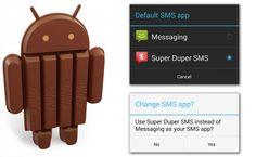 Android 4.4 KitKat, las nuevas funcionalidades más fluidas y rápidas