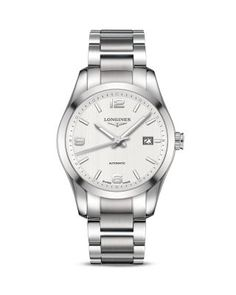 Longines Conquest Classic Watch, 29.5mm   Bloomingdale's