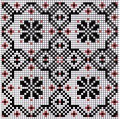 Biscornu Biscornu Cross Stitch, Cross Stitch Borders, Cross Stitching, Cross Stitch Embroidery, Cross Stitch Patterns, Tapestry Crochet, Crochet Motif, Crochet Patterns, Blackwork Patterns