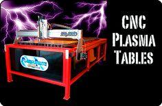 CNC Plasma / Router Table