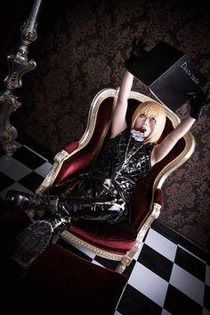 Gungi(Gun) Mello Cosplay Photo - WorldCosplay