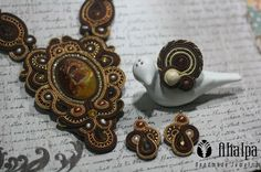 Padaka Soutache Jewelry