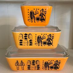 So cool! #pyrex #vintage