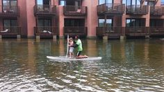 New activity: Stand Up Paddle #SUP @ Sandos San Blas Nature Resort & Golf www.sandos.com