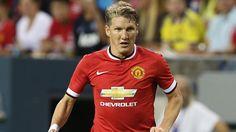 Boss provides update on Schweinsteiger, De Gea and Valencia - Official Manchester United Website