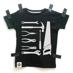 A personal favorite from my Etsy shop https://www.etsy.com/il-en/listing/487939501/sale-toolbox-top-black-gender-neutral