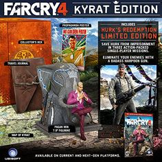 Far Cry 4 Kyrat Edition – PlayStation 4  http://www.cheapgamesshop.com/far-cry-4-kyrat-edition-playstation-4-2/