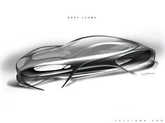 Car pictures porsche 929 designer concept by julliana cho photo