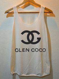 You Go Glen COCO Mean Punk Pop Rock Tank Top by the3gethershop, $14.99
