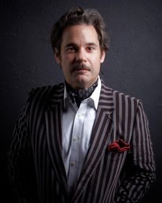 Paul F. Tompkins - Who cares what evil lurks in the hearts of men!