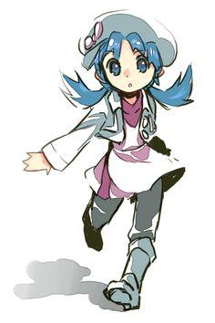 Cute Crystal - Pokemon Crystal